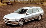 1999 Peugeot 406 Estate