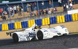 BMW Le Mans v12