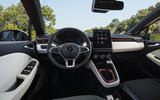 Renault Clio 2019 first drive review - cabin
