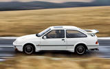 Ford Sierra Cosworth - tracking side