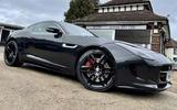 19 Jaguar F type