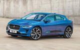Jaguar I-Pace - stationary side