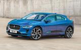 Jaguar I-Pace - stationary side
