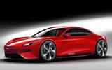 19 Jaguar XJ EV render 2020