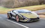 19 Lamborghini Sian FKP 37 Millbrook 079