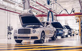 19 Mulsanne End of Production   2