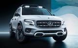 2019 Mercedes-Benz GLB concept