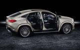 Mercedes-Benz GLE Coupé static - side (doors open)