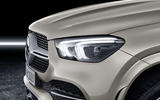 Mercedes-Benz GLE Coupé static - headlight