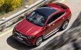 Mercedes-Benz GLE Coupé dynamic - roof