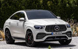 Mercedes-AMG GLE 53 Coupé static - parked