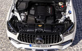 Mercedes-AMG GLE 53 Coupé static - engine