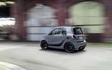 Smart Fortwo and Forfour EQ