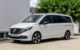 2020 Mercedes-Benz EQV revealed - parked