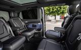 2020 Mercedes-Benz EQV revealed - interior