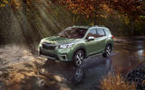 New Subaru Forester unveiled in New York