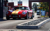 Cobra at drive through