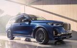 2020 Alpina XB7 - front
