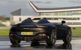 2020 Aston Martin Speedster - rear