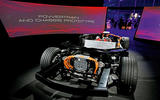 Ferrari SF90 Stradale plug-in hybrid - motors