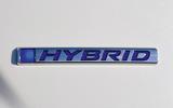 Hybrid mega-test - Honda CR-V badge