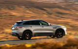 1 Jag F Pace panning