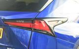 Lexus NX - rear light