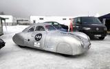 Porsche Type 60 - stationary side