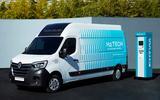1 Renault Master hydrogen