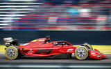 F1 car design for 2020