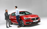 Seat Leon 2020 - Marcus Keith and Lawrence Allan