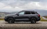 VW Touareg Black Edition