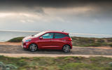 Hyundai i10 2020 first drive review - hero side