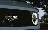 Amazon Rivian EV