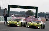 Aston Martin Le Mans 2020
