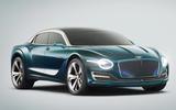 Bentley EV