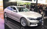 BMW 3 Series long-wheelbase