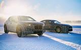 BMW iX3 and i4