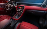 2018 MG 6 interior