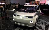 Fiat concept Centoventi