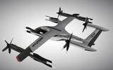 Hyundai S-A1 air transport concept