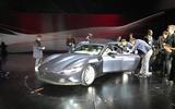 Ferrari Roma silver 2