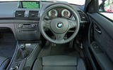 2011 BMW 1 Series M Coupe - interior