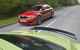 2011 BMW 1 Series M Coupe - front