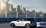 Mini Electric driven in New York