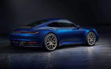 Low-res images of the 2019 Porsche 911 '992' have been leaked