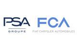 PSA and FCA logo