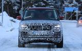 Range Rover plug-in hybrid