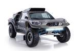 The Ssangyong Rexton DKR Dakar Rally challenger