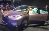 The BMW Vision iNext concept